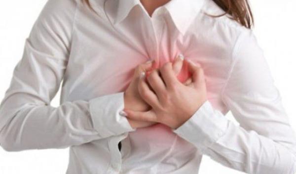 riscul de infarct