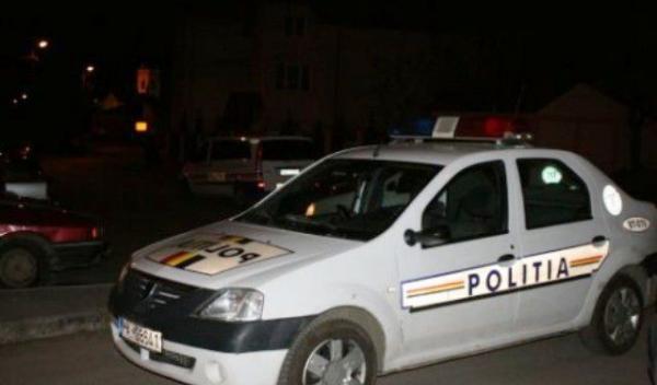 masina-politie-noaptea