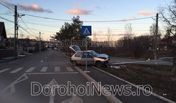 Accident pe strada N.Titulescu_01