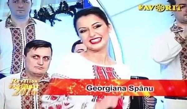 Georgiana Spinu - Dorohoi