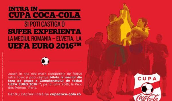 Cupa Cola-Cola 2016
