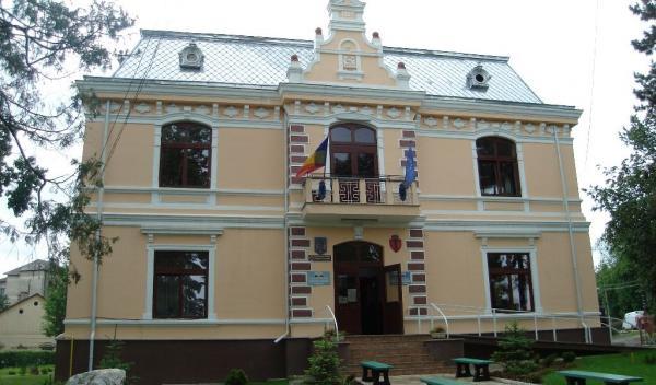 sediu Primaria Dorohoi
