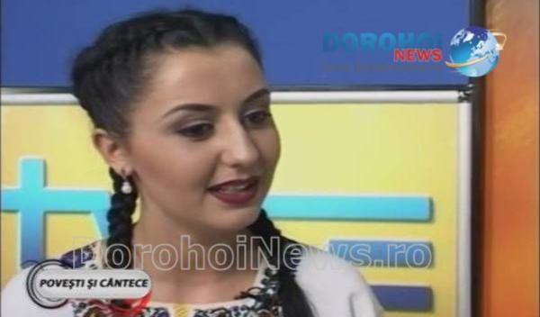 Georgiana Spinu - Dorohoi - Povesti si cantece