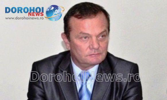 Dorin Alexandrescu primar Dorohoi