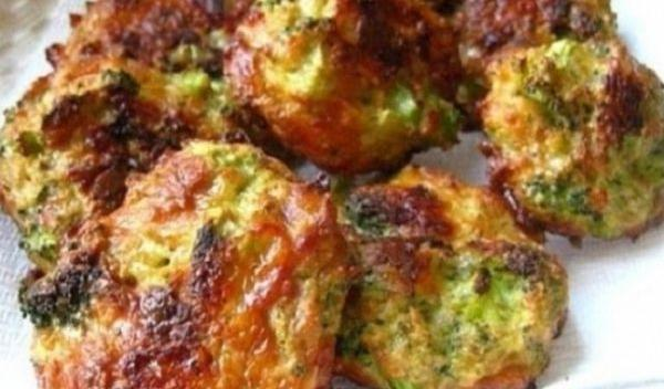 Chifteluțe de broccoli