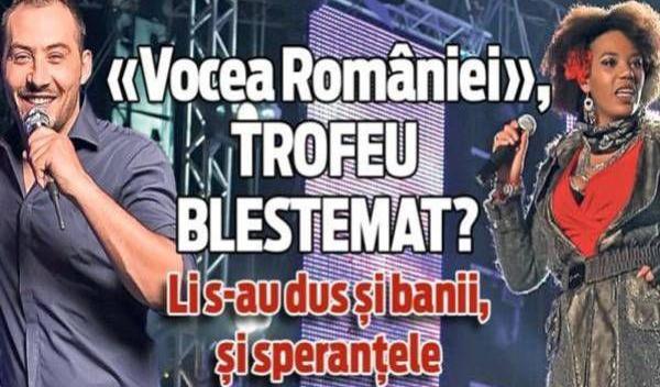trofeu Vocea-Romaniei