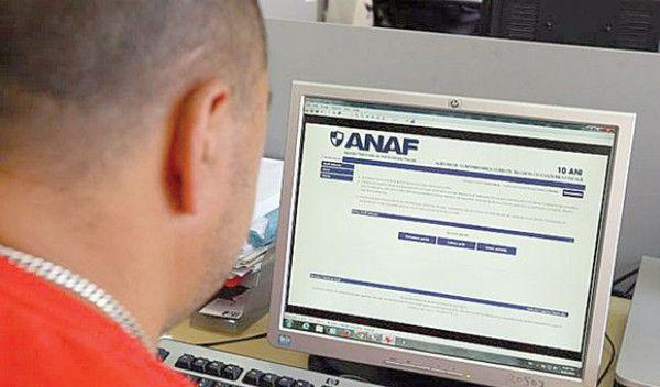 Lista datornicilor ANAF