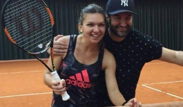 Smiley cu Simona Halep