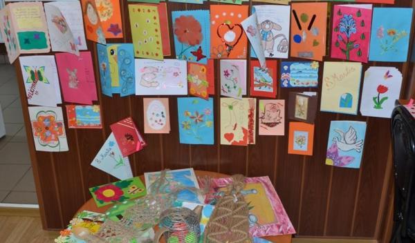Expozitie Clubul Copiilor si Elevilor Dorohoi