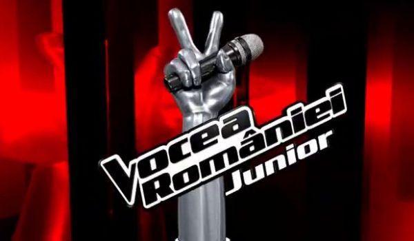 Vocea Romaniei Juniorr