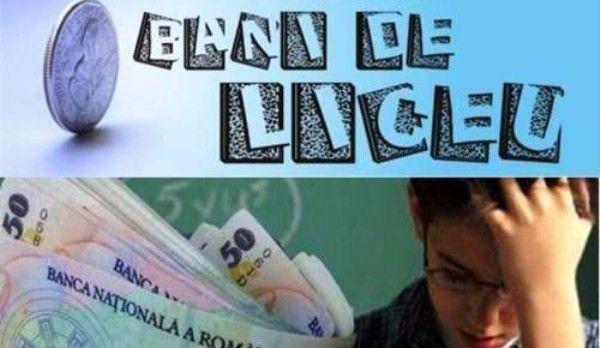 BANI DE LICEU