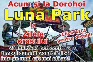 Luna Park zilele orasului