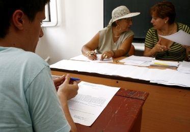Cadrele didactice din comisiile de examinare