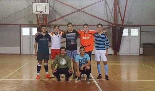 campionat fotbal