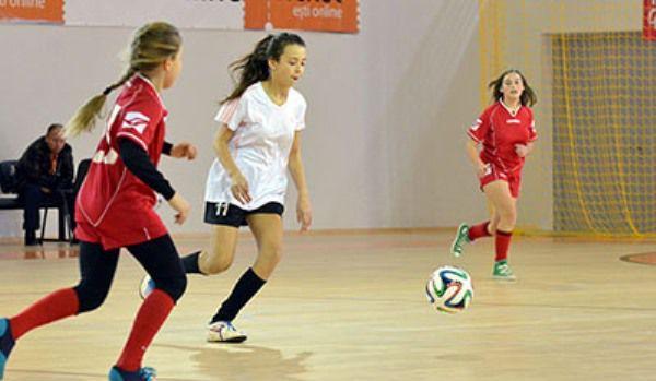 Cupa Zăpezii fotbal feminin