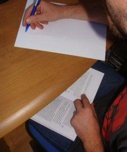 Copiat examen