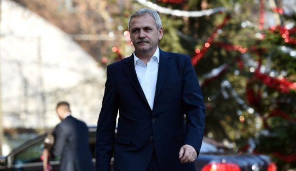 Preşedintele PSD Liviu Dragnea