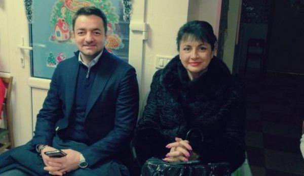 Tamara Ciofu și Răzvan Rotaru
