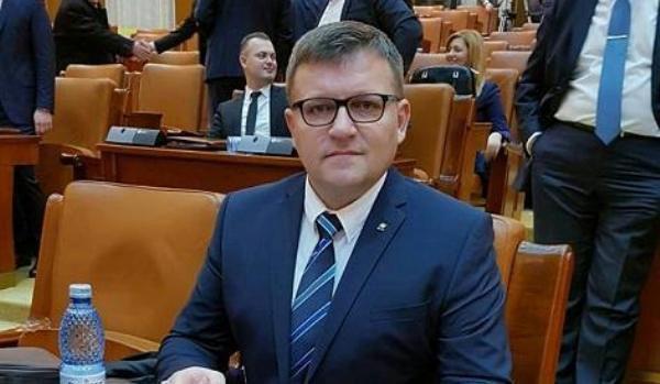 Deputatul PSD Marius Budăi