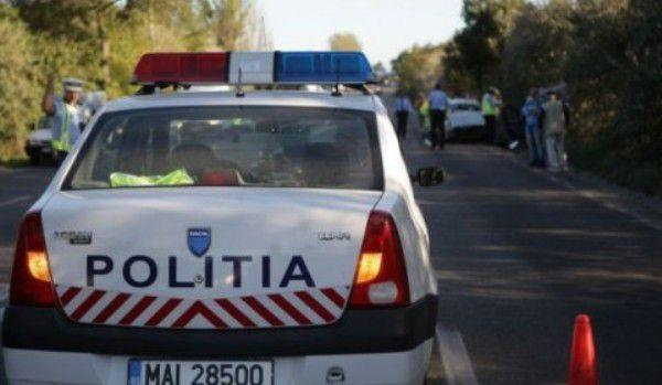 accident politia