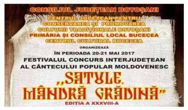 Festival Bucecea