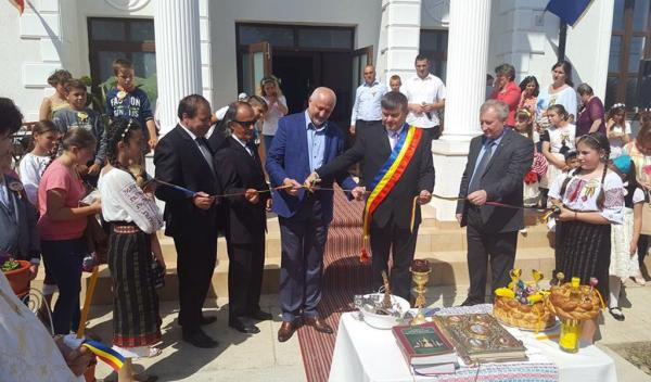 Inaugurare Camin Cultural Dumbravita 09