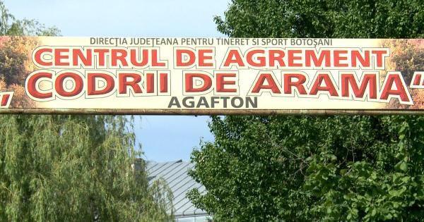 tabăra Codrii de Aramă Agafton