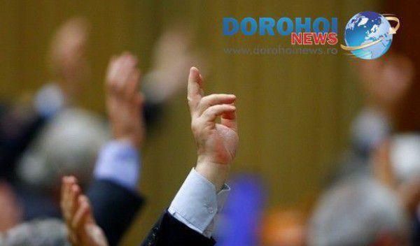 Consilierii locali Dorohoi