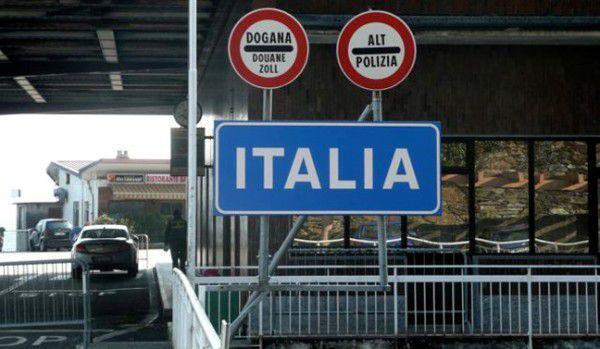 Atenţionare de călătorie pentru Italia