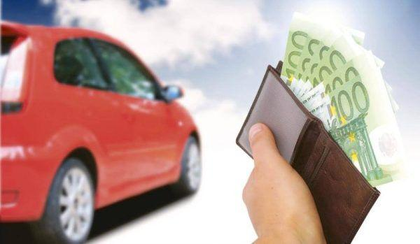 restituită taxa auto