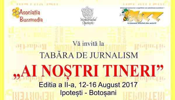 tabara de jurnalism