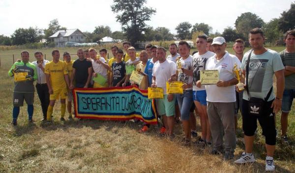 Cupa Speranta la fotbal - Ibanesti 2017 -08