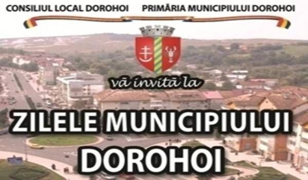 dorohoi zilele municipiului