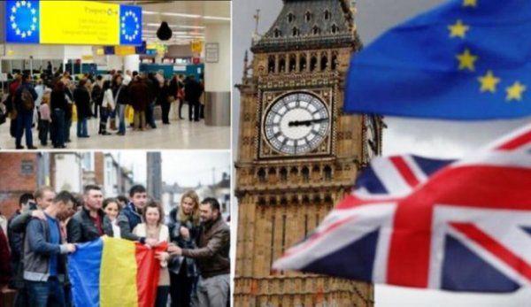 UE din Marea Britanie