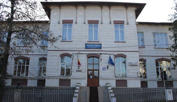 Colegiul National Grigore Ghica Dorohoi