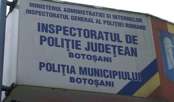 Politia Botosani