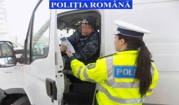 actiune politie