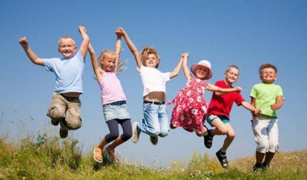 Bucurie copii