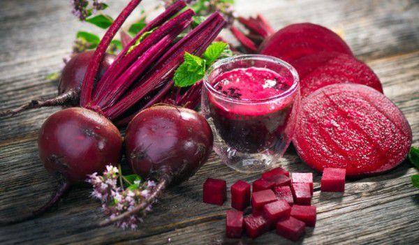 detoxifierea cu sfecla rosie