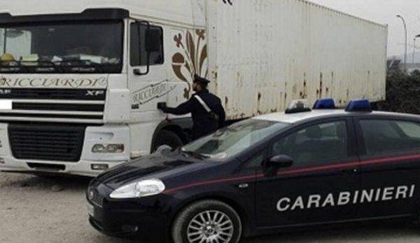 sofer de camion a fost gasit mort