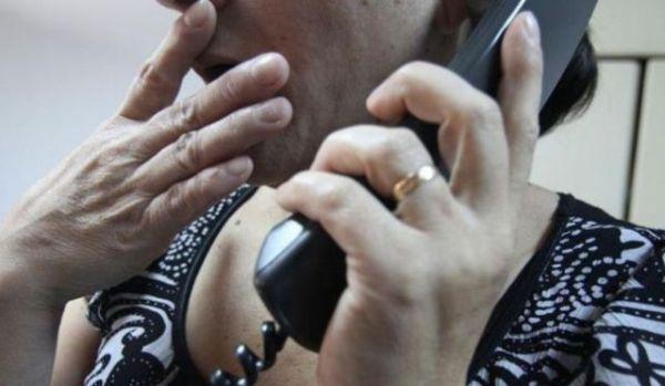 inselaciune prin telefon