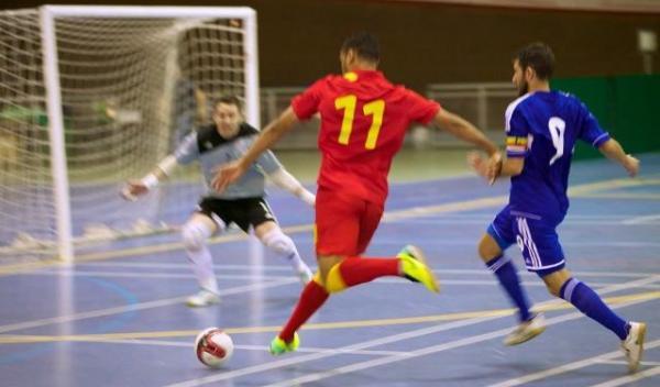 Fotbal in sala