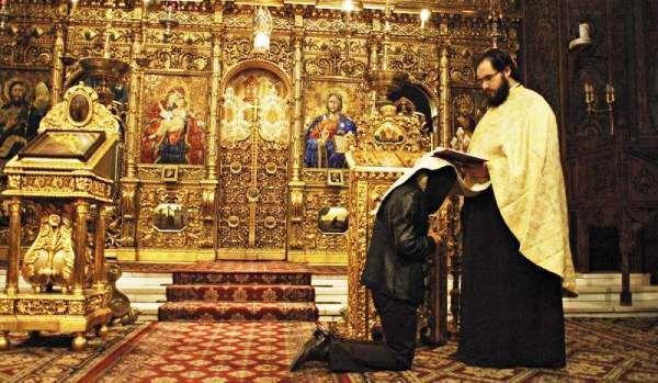 preot duhovnic