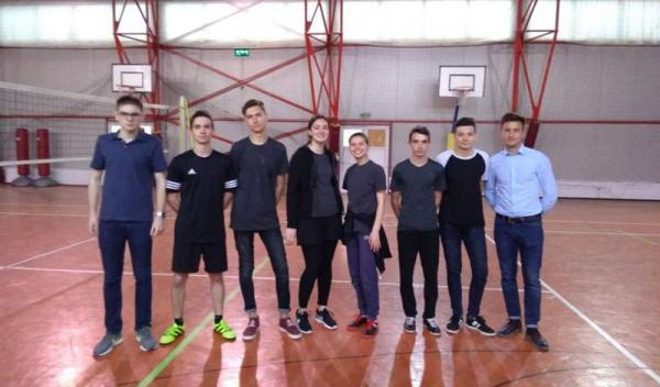 Campionat de volei 03