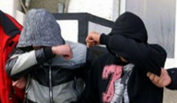 minori arestati preventiv