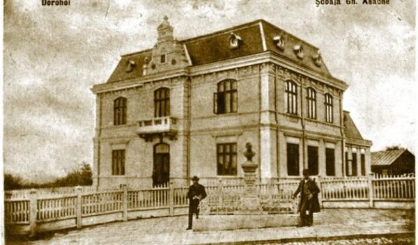 Sc. primara nr. 1 Gheorghe Asachi-1904