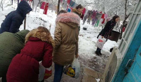 Actiune de voluntariat la Braesti 08