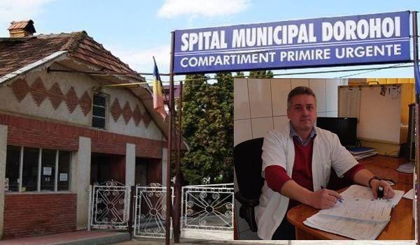 Manager Spital