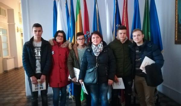 prima mobilitate Erasmus