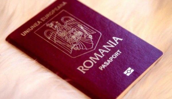 pasaport romania